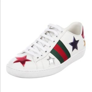 Gucci Women's Ace embroidered sneaker- with tags!!